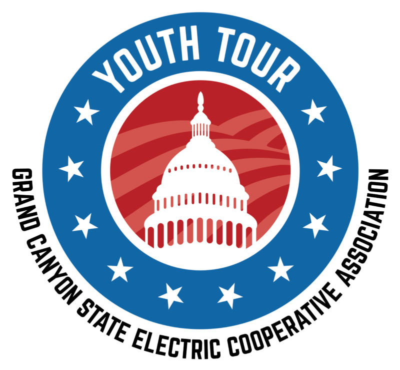 Youth Tour Grand Canyon State Electric Cooperative Association
