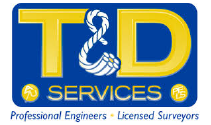 T&D Services. Professional Engineers. Licensed Surveyors.